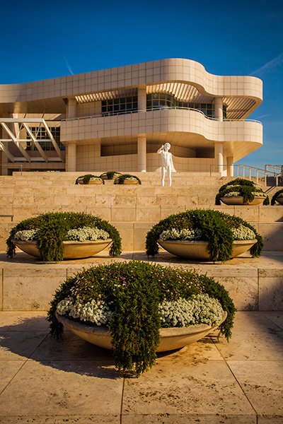 Getty Center, Los Angeles, CA