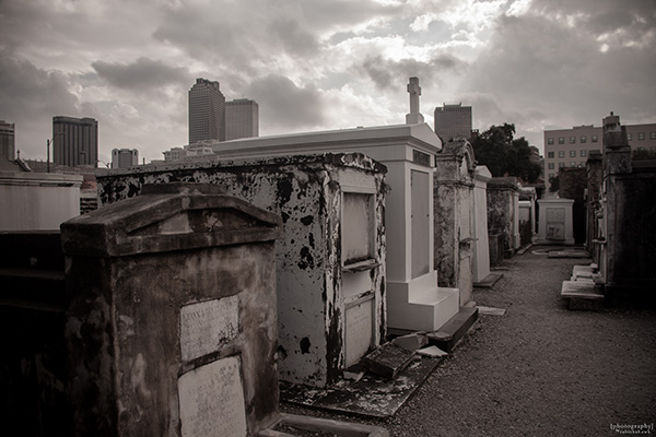 New Orleans St. Louis Cemetery #1