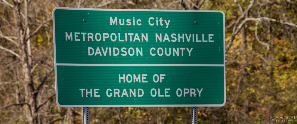 Music City Sign