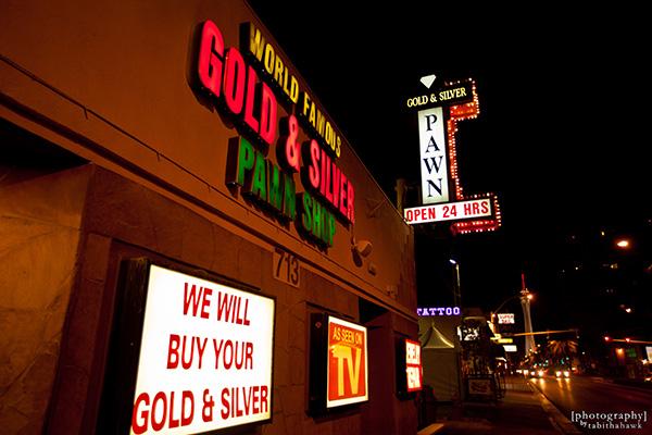 Pawn Stars Store