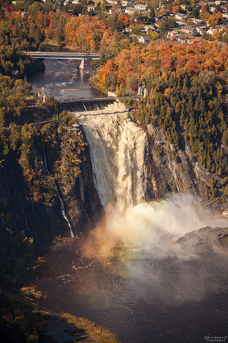 Montmorency Falls Vista Point