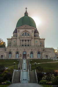 Saint-Joseph's Oratory of Mount Royal in Montréal