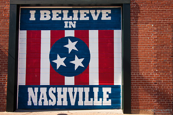 I Believe in Nashville (Common after the Great Flood of 2010)